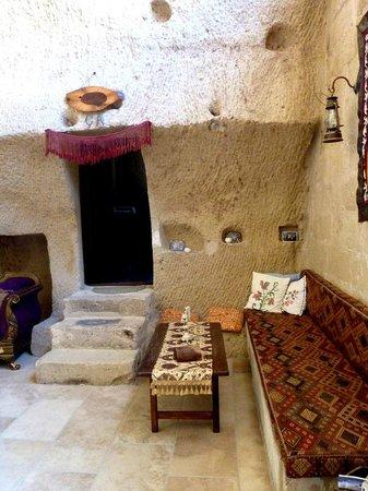 Lamihan Hotel Cappadocia: 'sitting room'