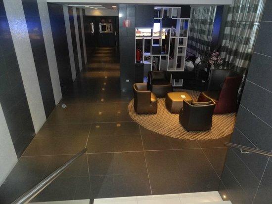 Hotel Eurostars Plaza Mayor: lobby