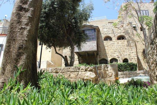 Jaffa Old City : Scorcio w