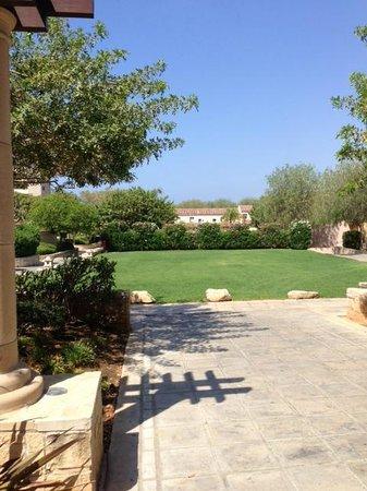 Le Meridien Limassol Spa & Resort: the villas area