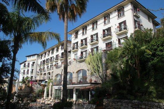 Parc Hotel Ariston & Palazzo Santa Caterina: Außenansicht