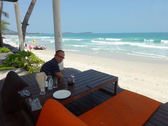 Baan Talay Resort: le petit dejeuner