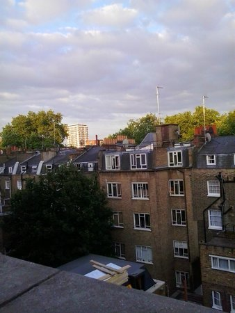 Ashley London: View