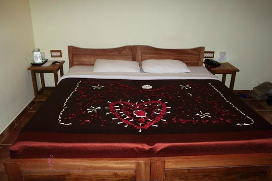 Bracknell Forest: Bed Decoration