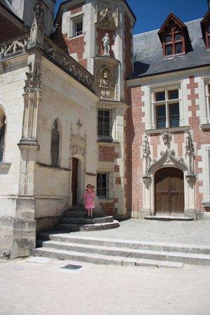 Le Clos Lucé : Chateau Clos Luce