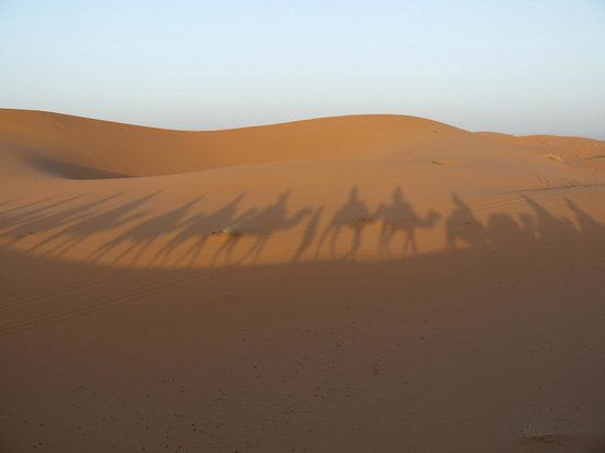 Marrakech Expedition: Wellicht nIet origineel maar wel als je er zelf opstaat!