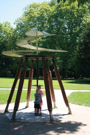 Le Clos Lucé : The DaVinci Garden