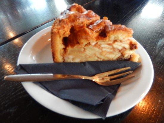 Cobra Cafe: cobra - torta di mele