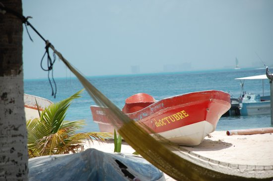 Super Catamaran to Isla Mujures: Isla Mujures