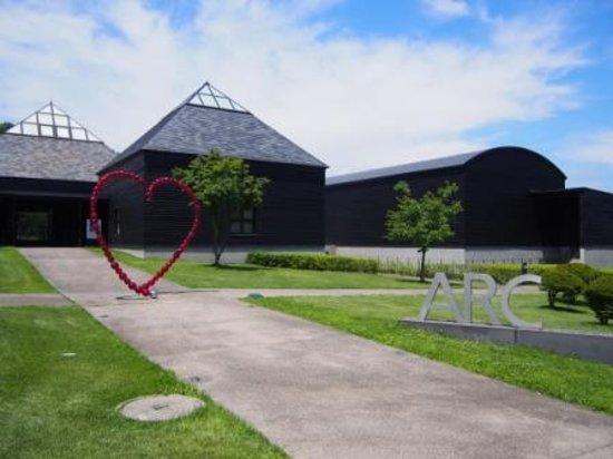 Hara Museum Arc : 外観
