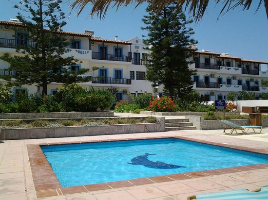 Spiros-Soula Family Hotel & Apartments: hotel