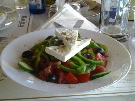 Spiros-Soula Family Hotel & Apartments: cucina