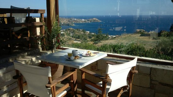 Spiros-Soula Family Hotel & Apartments: panorama