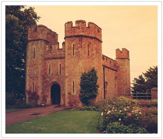 Dunster Castle: Dunster