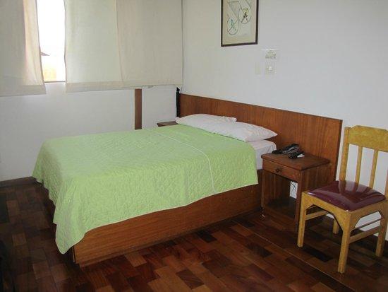 Cazuza Palace Hotel: Suite