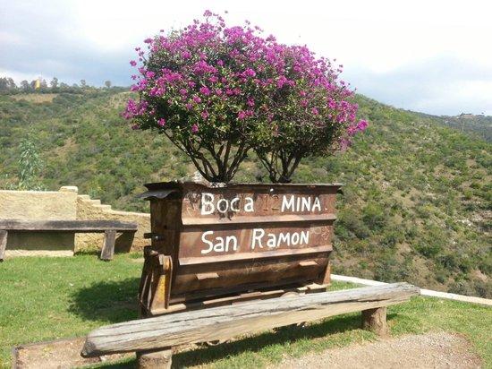 El Museo Bocamina San Ramon: Entrada
