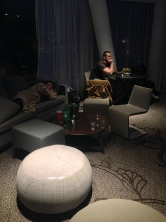 The Darling: Living Room Post-party