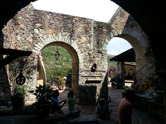 El Museo Bocamina San Ramón: Arcos