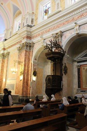 Jaffa Old City : Dettaglio della Chiesetta