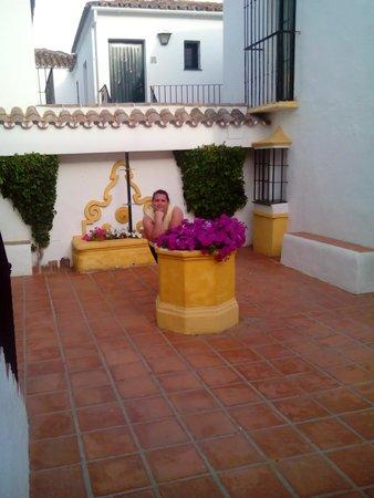 Globales Pueblo Andaluz : Relajante