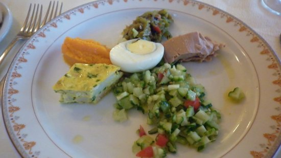 Nour Palace Resort : Tunisian Night Meal