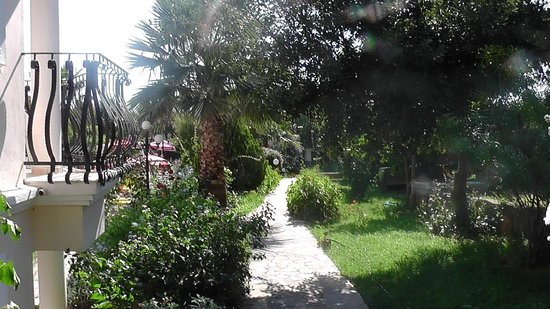 Milkyway Apart & Hotels: Gardens