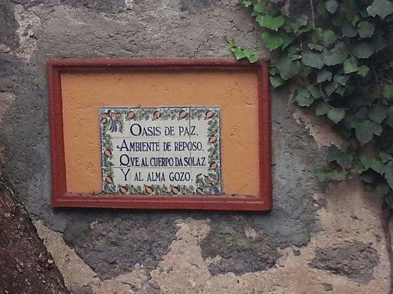 Museo Exhacienda San Gabriel de Barrera : Oasis de paz..