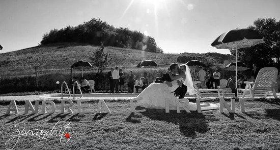 Chianni, Italy: Matrimonio in agriturismo