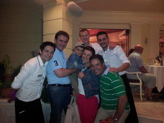 Enavlion Hotel Batagianni : The Batagiani family
