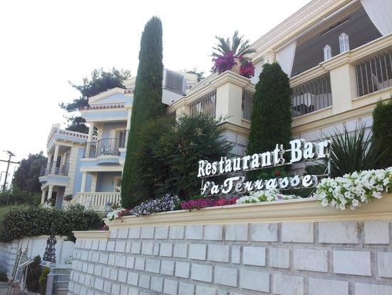 Enavlion Hotel Batagianni : street view