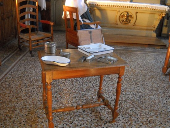 Musée de l'Hôtel-Dieu : strumenti per visita