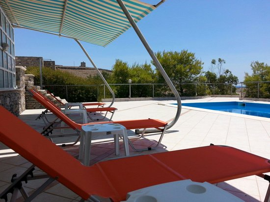 Archipelagos Boutique Hotel: Pool
