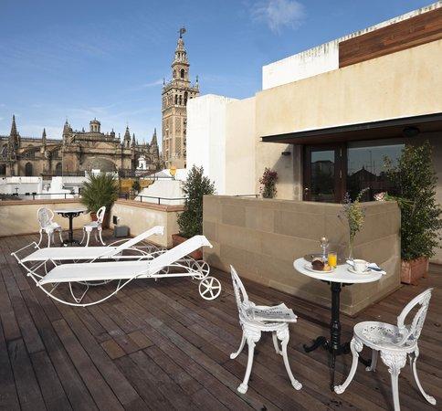 Hotel Casa 1800 Sevilla: Vistas Terraza Hotel