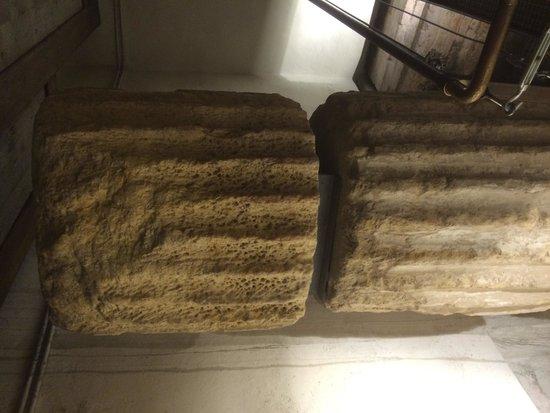 Ristorante Maffei: Roman fundaments