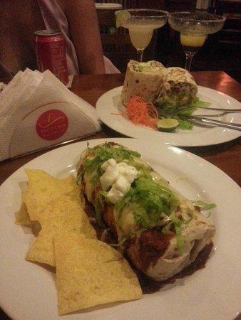 Taco Casa: NICE SIZE PORTIONS