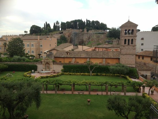 Residence Palazzo Al Velabro: Palazzo al Velabro - View from our room