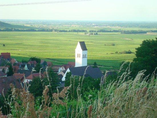 Vignoble Klur: Uitzicht op Katzenthal