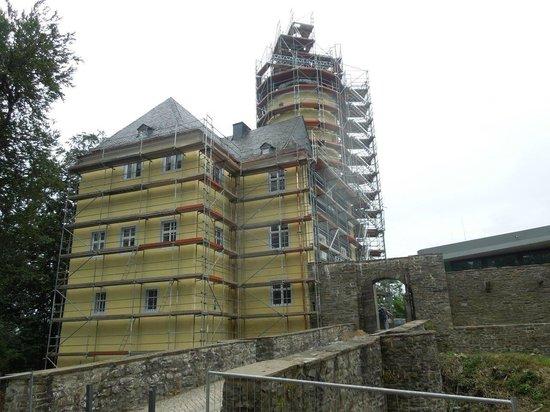Nuembrecht, Alemania: Schloss Homburg