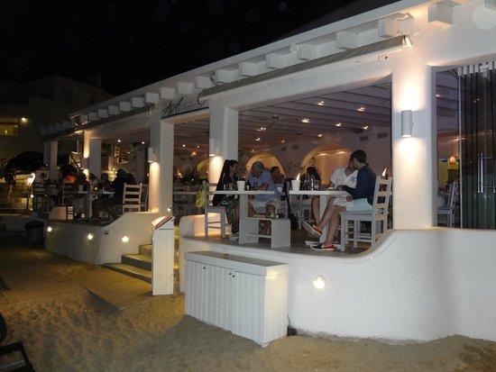 Avli Tou Thodori: esterno ristorante