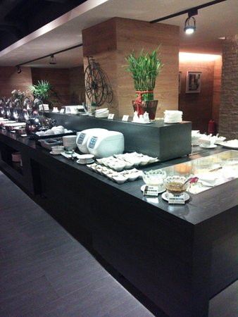 Simple+ Hotel: 14.03.22【SimpleHotel】朝食のビュッフェ