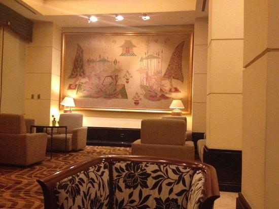 The Sultan Hotel & Residence Jakarta: Coffee bar