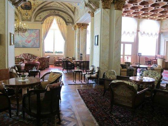 Grand Hotel Villa Serbelloni: Lounge