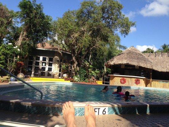 Best Western Naples Inn & Suites: Main pool area