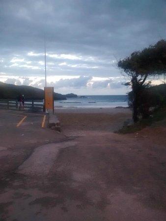 Hotel Kaype - Quintamar: La playa del hotel