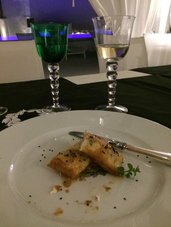 The Tsitouras Collection Hotel: Private Dinner on the Maria Callas Terrace