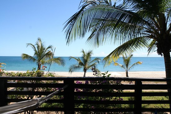 Anjajavy L'Hotel : View from our villa verandah