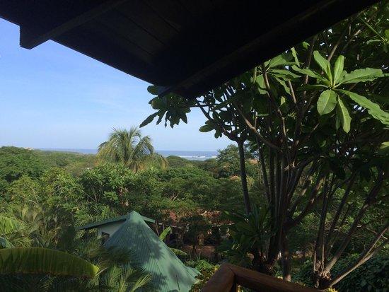 Tamarindo Village Hotel: View from villa