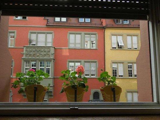 Hotel Barbara Garni : Da minha janela...