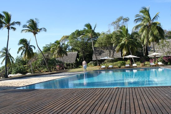 Anjajavy L'Hotel : Swimming pool