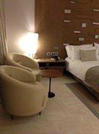 Don Carlos Leisure Resort & Spa : Sitting area inside